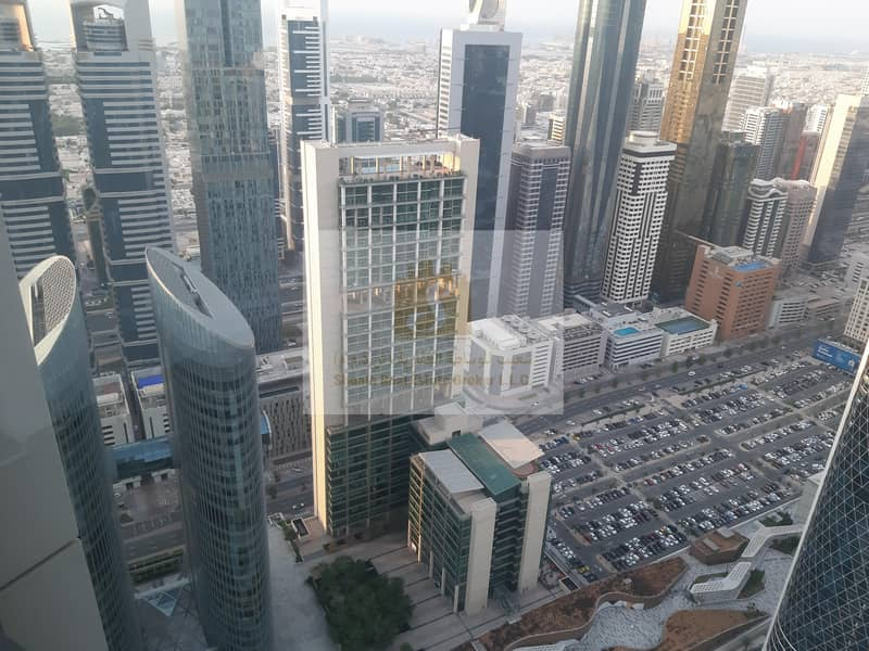 89 One Bedroom for Rent  in Index Tower in DIFC