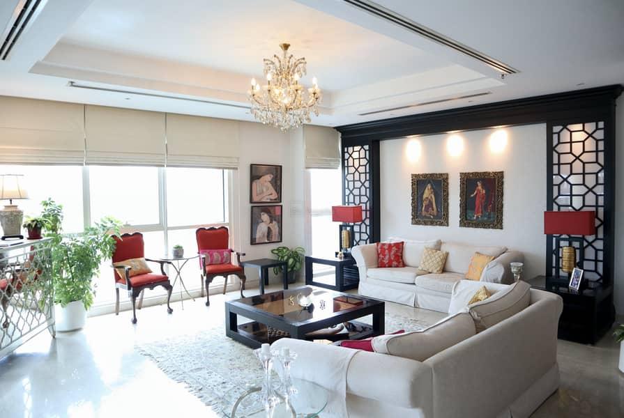 Beautiful Marina View | 3BDR  Spacious Apartment