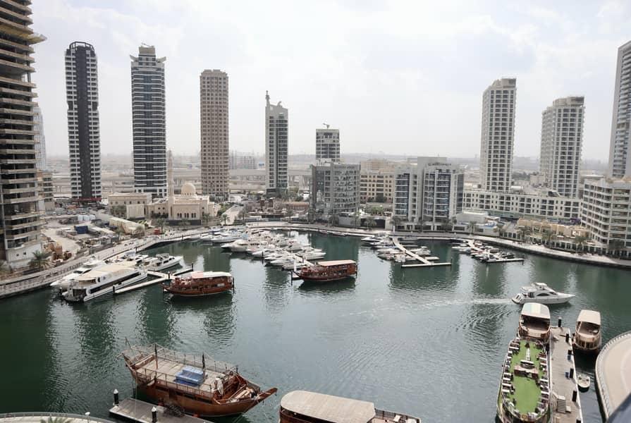 28 Beautiful Marina View | 3BDR  Spacious Apartment