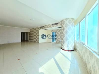 3 Bedroom Flat for Rent in Al Taawun, Sharjah - Spacious 3-BHK with Open View  In Al Taawun