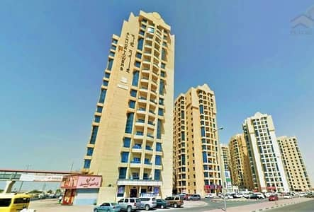 3 Bedroom Flat for Rent in Ajman Downtown, Ajman - PRESTIGIOUS FULLY OPEN VIEW GIANT SIZE 3BHK FOR RENT IN AL KHOR TOWERS AJMAN WITH MAID & LAUNDRY ROOM