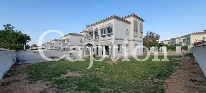 2 Bedroom Villa for Rent in Jumeirah Village Triangle (JVT), Dubai - Ready to Move | 2 Beds + Maids + Study | Huge Plot | Mediterranean  Villa