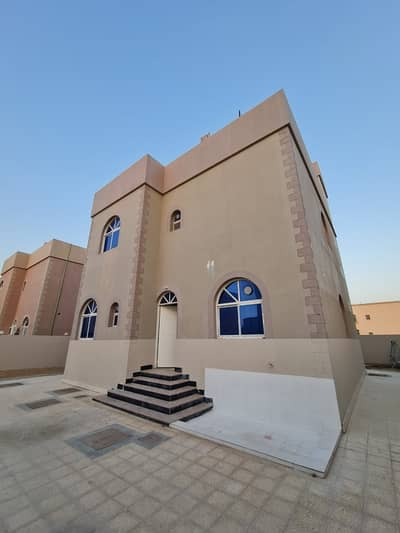 3 Bedroom Villa for Rent in Mohammed Bin Zayed City, Abu Dhabi - STAND ALONE HUGE 3 MASTER BED ROOM WITH MAID ROOM WITH FRONT AND BACK YARD