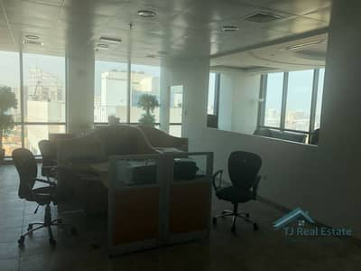 1646 sqft Fitted Office in Apricot Tower DSO only @ 461 /sqft