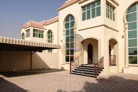 5 Bedroom Villa for Rent in Al Rawda, Ajman - 5000 sq villa with spacious bed rooms for rent at ajman