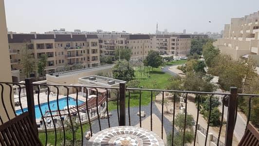 شقة 1 غرفة نوم للايجار في موتور سيتي، دبي - Sunset View 1 Bed high floor