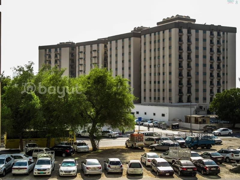 48 1 B/R Hall Flat In Al Jubail Area