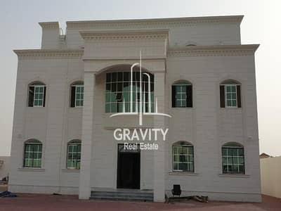 11 Bedroom Villa for Sale in Al Shamkha, Abu Dhabi - Vacant Unit | Extraordinary Villa | Inquire Now
