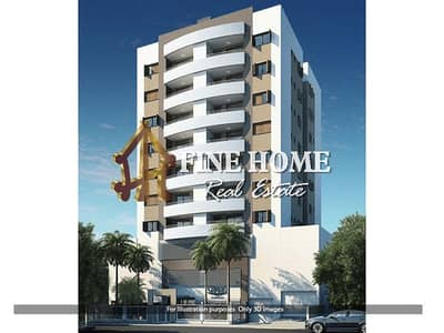 Building for Sale in Mohammed Bin Zayed City, Abu Dhabi - Residential Building | 7 Floors | Roof