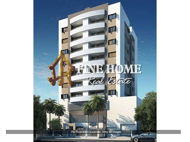 Residential Building | 7 Floors | Roof