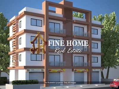 Residential Building | 3 Floors | Mezzanine