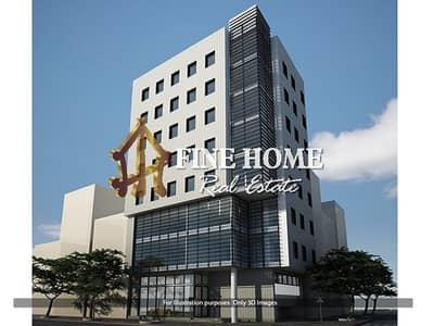 مبنی تجاري  للبيع في الخالدية، أبوظبي - Commercial Building | 5 Floors | Mezzanine