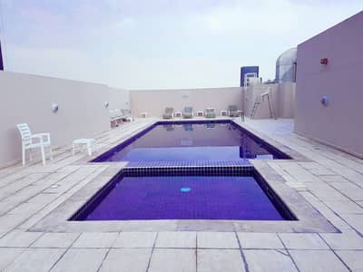 2BHK Chiller free+ amenities flat available for rent in Al Nahda 1.