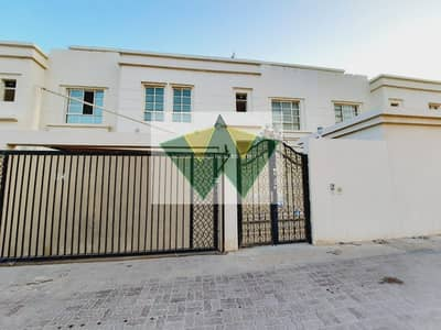 5 Bedroom Villa for Rent in Mohammed Bin Zayed City, Abu Dhabi - Perfectly priced 5 Master Bedroom villa with Driver room
