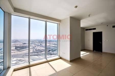 3 Bedroom Apartment for Rent in Jumeirah Lake Towers (JLT), Dubai - Specious 2BR Hall (1350sqft) 3Baths @70k