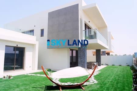 فیلا 5 غرف نوم للايجار في جزيرة ياس، أبوظبي - Modern 5Beds Villa  |  Golf type F |  Golf Course Views