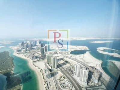 شقة 1 غرفة نوم للايجار في جزيرة الريم، أبوظبي - Live in Luxurious Furnished Unit !  1 Br with Skypod ! High Floor