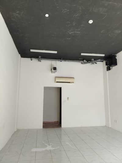 Shop for Rent in International City, Dubai - Ready Shop For Any Commercial or Storage use  with AC Parking Side Easy Loading Unloading Near Bus stop or Union Super Market