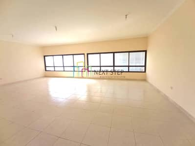 3 Bedroom Apartment for Rent in Al Najda Street, Abu Dhabi - Prestigious Huge 3 Bedroom Apartment with Big Balcony & Maids Room