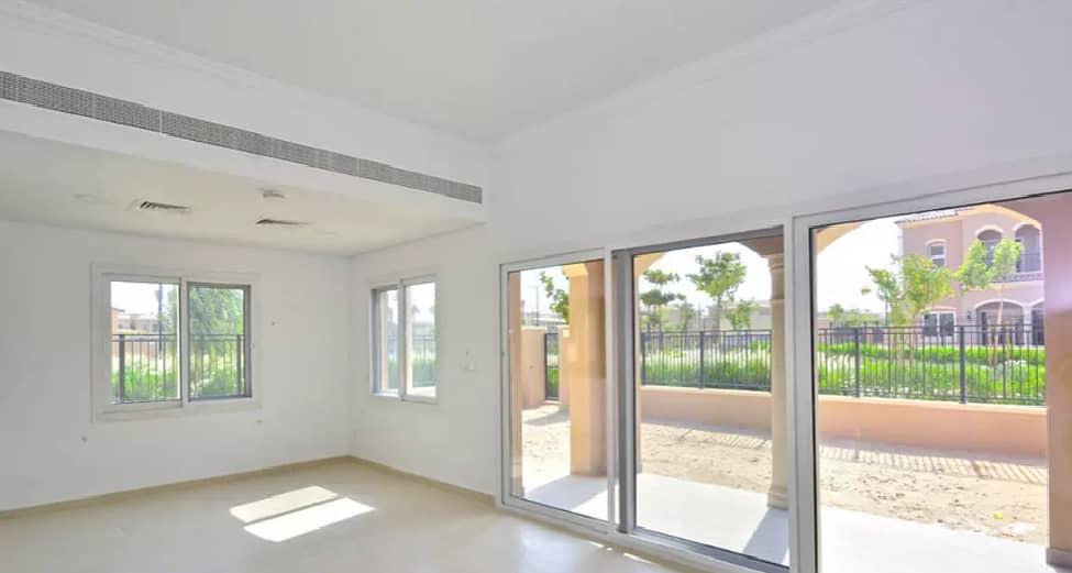 14 Beautiful 3 BR Single Row villa in Casa Dora for rent ready to move in