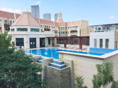 فلیٹ 1 غرفة نوم للايجار في قرية جميرا الدائرية، دبي - Semi-Furnished 1 B/R Apt.
