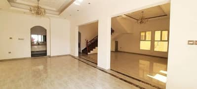 Villa for sale in Ajman in the Rawda area, the first inhabitant with electricity and water, freehold