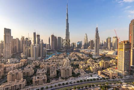 2 Bedroom Apartment for Rent in Downtown Dubai, Dubai - Burj Khalifa View | Spacious 2 Bedrooms | Furnished