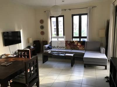 1 Bedroom Apartment for Rent in Old Town, Dubai - Fully Furnished | Great Price | Next To Souk
