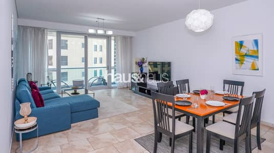 2 Bedroom Apartment for Rent in Jumeirah Beach Residence (JBR), Dubai - Superb Location   Large Space   Great Pool