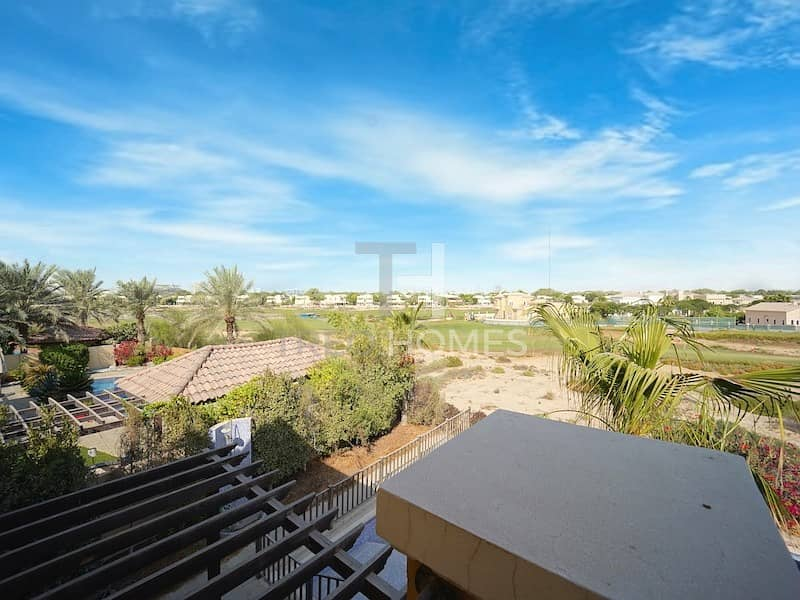2 Upgraded | Golf Course View | Private Pool