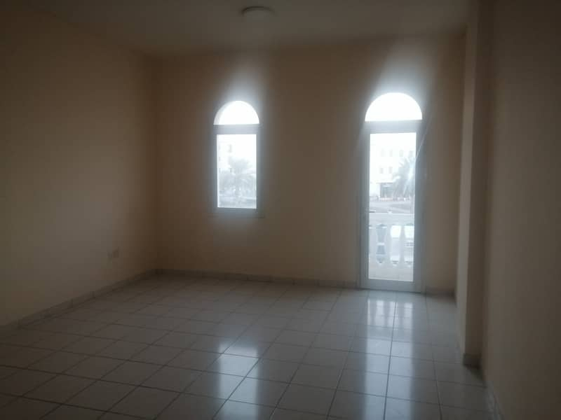 Vacant One Bedroom With Balcony In Italy Cluster G + 2 Building . .