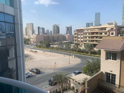 1 Bedroom Flat for Rent in Jumeirah Village Circle (JVC), Dubai - FULLY FURNISHED| BIG AND SPACIOUS HALL|BEST PRICE