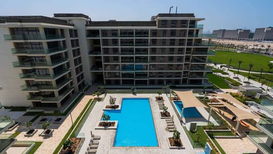 3 Bedroom Flat for Sale in Dubai Hills Estate, Dubai - Full Pool View | Corner Unit | Huge Layout