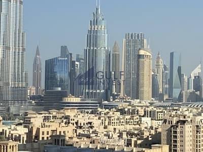 Studio for Rent in Business Bay, Dubai - Burj Khalifa and Canal Views! Luxury Studio
