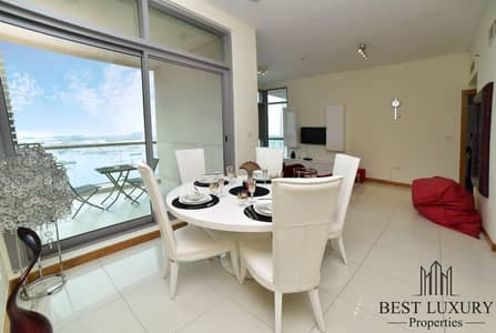 3 Bedroom Flat for Rent in Dubai Marina, Dubai - Panoramic Sea and Marina View / Luxury Furnished