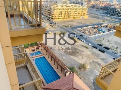 Studio for Sale in Jumeirah Village Circle (JVC), Dubai - Vacant Studio W/ Balcony I Pool View  I The Manhattan