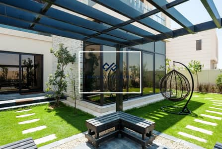 5 Bedroom Villa for Sale in DAMAC Hills (Akoya by DAMAC), Dubai - Fully Upgraded | 5 BR+M | Single Row | Fully Furnished