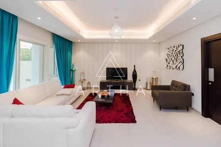 تاون هاوس 4 غرف نوم للايجار في جرين كوميونيتي، دبي - Tranquil Community | Brand New Townhouse | Exclusive