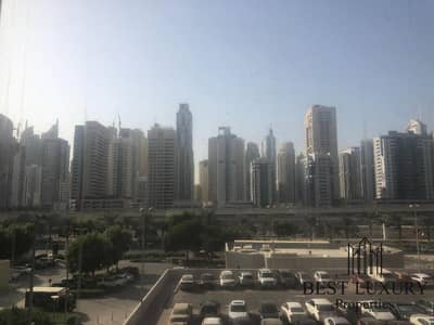 Studio for Rent in Jumeirah Lake Towers (JLT), Dubai - Close To metro | Well Maintained | Low Floor