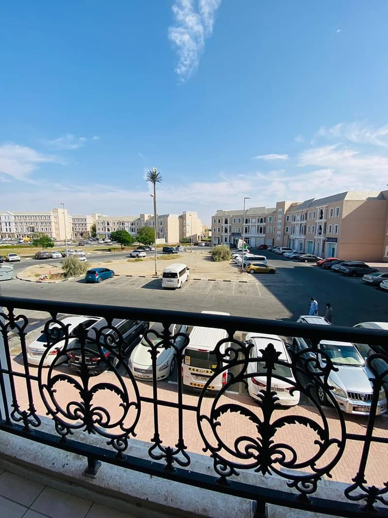 Fully family building!!!studio with balcony is available in france cluster