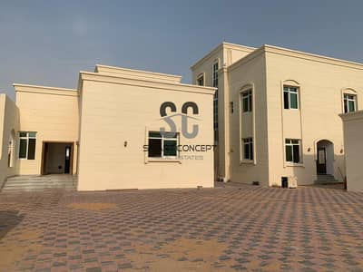 11 Bedroom Villa for Rent in Mohammed Bin Zayed City, Abu Dhabi - Brand New Villa | Perfect Clinic | Prime location
