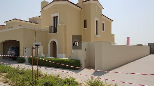 4 Bedroom Villa for Sale in Arabian Ranches 2, Dubai - Vacant on Transfer|Corner|Type 2|Dark Wood