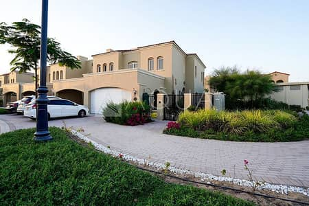 3 Bedroom Villa for Sale in Serena, Dubai - Unique Plot | Upgraded | Automated