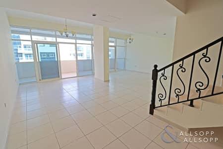 شقة 3 غرف نوم للبيع في مدينة دبي الرياضية، دبي - Rare Duplex | 3 Bedroom | Double Balcony