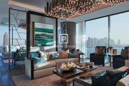 5 Bedroom Penthouse for Sale in Palm Jumeirah, Dubai - 5 BR Duplex Penthouse I Roof  Terrace I Sea View