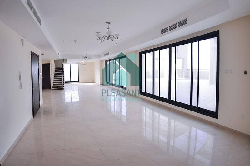 2 Spacious Penthouse with full Creek View for sale
