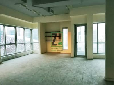 Office for Rent in Al Nahyan, Abu Dhabi - Commercial  | Fitted Office type | Al Nahyan