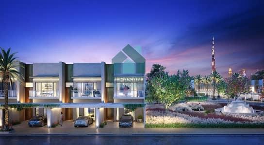 تاون هاوس 3 غرف نوم للبيع في مدينة محمد بن راشد، دبي - 3 Bedroom + Maids Townhouse In Meydan District 2 Year Plan