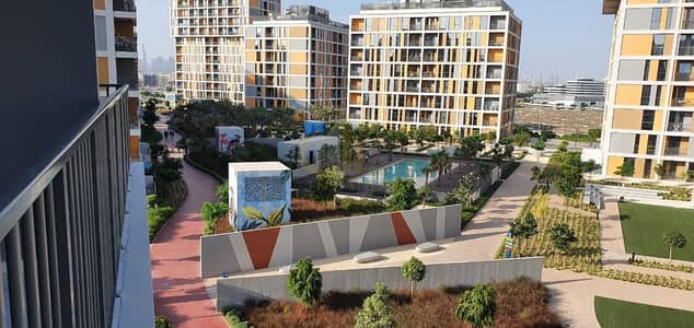 2 Bedroom Apartment for Sale in Dubai Production City (IMPZ), Dubai - Resale! Ready and Brand New with Community View