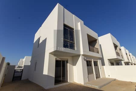 4 Bedroom Townhouse for Sale in Town Square, Dubai - Best Priced Villa - Single Row & Corner Unit - Type 8
